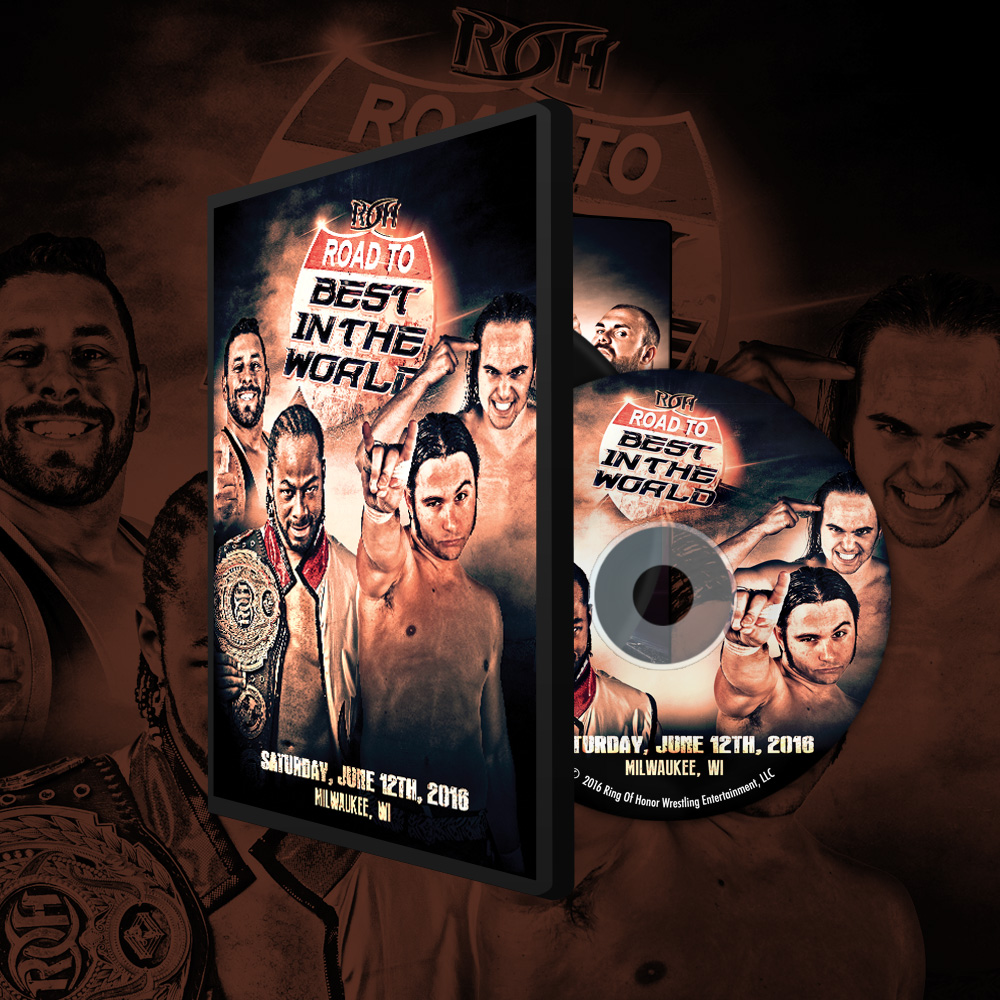 Ring of Honor Road to Best In The World